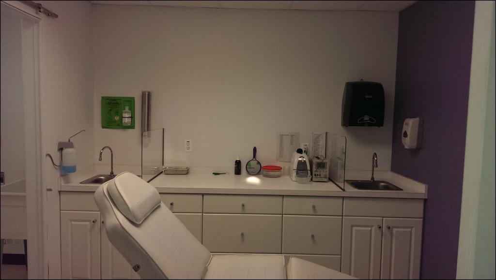 Piercing Room